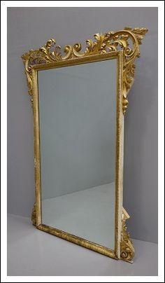 Specchiera fondo sala dorata 0950172