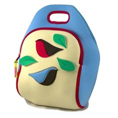 Dabbawalla makes amazing neoprene lunch bags that can take a beating and always look great.