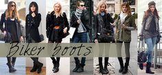 Inverno 2014 - Biker Boots | Cristófoli