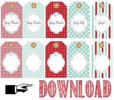 Free printables_cute tags!!!
