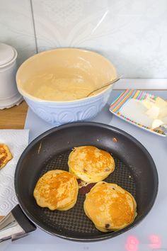 Iron Pan, Griddle Pan, Grill Pan