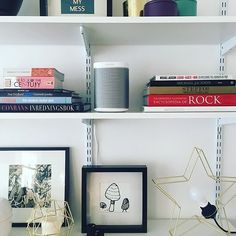 Top shelf. (image via @lipeon) We want to see your #SonosAtHome. Tag your setup for a chance to be featured on sonos.com