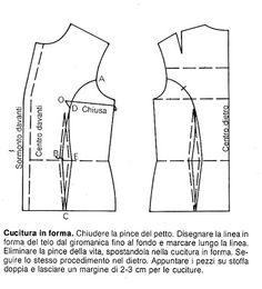 NEEDLE WORKS: cartamodelli