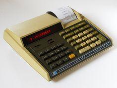 HP-91 Scientific Calculator