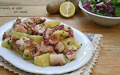 Insalata di polpo e patate, consigli e segreti per una perfetta cottura.