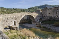 Lagrasse Bridge - null
