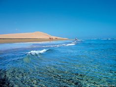 Gran Canaria - Playa de Maspalomas