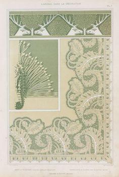 how do html color codes work Motifs Art Nouveau, Design Art Nouveau, Art Nouveau Pattern, Pattern Art, Beaux Arts Architecture, Canvas Art, Canvas Prints, Art Prints, Eugene Grasset