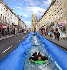 urbanbricolage: Turning a street in Bristol into... | ideas for cities