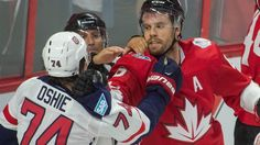 The U.S. and Canada played two spirited exhibition games ahead of the World Cup…