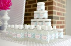 Little Girls Spa Birthday Party Ideas | Sweet Spa Party! - Kara's Party Ideas - The Place for All Things Party