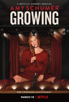 Directed by Amy Schumer. With Amy Schumer. Amy Schumer's live stand-up set performed in Chicago where she jokes about marriage, pregnancy and personal growth. Popular Movies, Latest Movies, New Movies, Good Movies, Movies And Tv Shows, Amy Schumer, Marriage Jokes, Comedy Specials, Movies