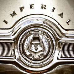 Chrysler Imperial by Thomas Hawk Chromeography - photos of emblems, badges, logos on cars & other objects