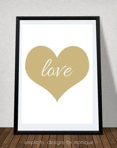 Lucky Love: 2 Holiday Digital Print Designs