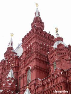 Le blog de Clementine: Voyage en Russie - Moscou et St.-Petersbourg - Int...