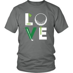 If you are a proud golf player & enthusiast then Love Golfer tee or hoodie is for you. Custom Golf inspired T-Shirts & Clothing for men and women by TeeLime. Golf Shoe Bag, Spikeless Golf Shoes, Ladies Golf Clubs, Best Golf Clubs, Girls Golf, Women Golf, Golfball, Golf Etiquette, Golf Ball Crafts