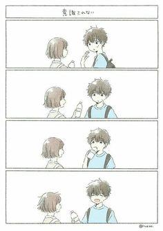 """""""Bí kíp thả thính Crush của một con FA...""""  Credit:@NT-_NAMETEAM_-   … #hàihước # Hài Hước # amreading # books # wattpad Chibi Couple, Anime Love Couple, Couple Cartoon, Cute Anime Couples, Kawaii Chibi, Cute Chibi, Kawaii Anime, Manga Cute, Cute Anime Pics"""