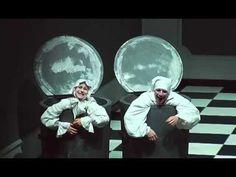"""Finale di partita"" di Samuel #Beckett, regia di Massimo #Castri"