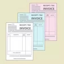 Receipt Book Printing We Do Print The Flowing Books Carbonated Receipt Books Carbonated Invoice Books Carbonated De Book Print Invoice Template Small Letters