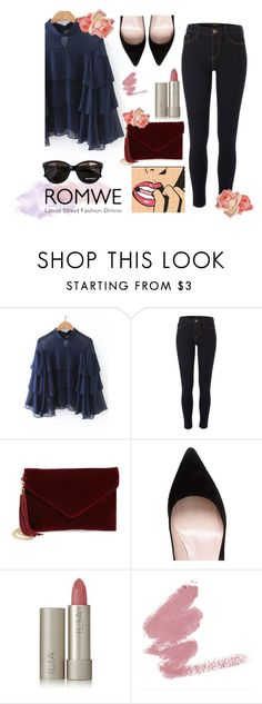 """""""Blue&roses"""" by liily-95 on Polyvore featuring moda, River Island, Max&Co., BP., Kate Spade y Ilia"""