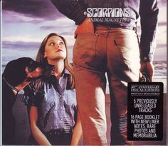 Scorpions - Magnetismo animal [50th Anniversary Deluxe Edition] (2015) Lossless