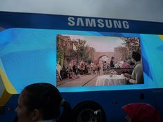 The Samsung Lorry