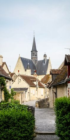 Montresor, France