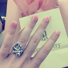 Key to My Heart Ring from James Avery Jewelry | Instagram Viewer