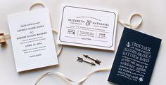 Sandra Picco Design   Wedding Invitations