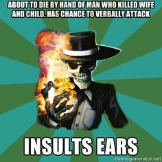 Skulduggery Pleasant, everyone