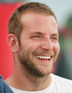mens hairstyles for balding/thinning hair   Picture of Bradley Cooper Buzz Cut @ hairstylesweekly.com