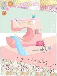DIY How to thread a Sewing Machine