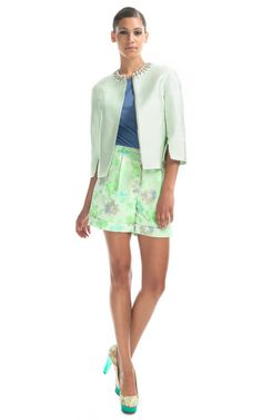 Tailored Shorts by Matthew Williamson for Preorder on Moda Operandi