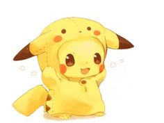 Pikachu Pokemon♥!