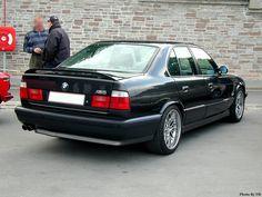 It's really nice. BMW 5 series E34