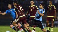 Cuplikan Gol Uruguay vs Venezuela 3-0 (Kualifikasi Piala Dunia 2018)