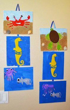 Sea creatures                                                                                                                                                                                 More