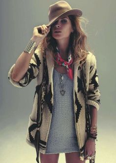 I love everything Erin Wasson wears. Major Style Icon