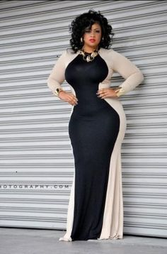70 New Ideas For Fashion Style Plus Size Curvy Fashionista Curves Xl Mode, Mode Plus, Curvy Girl Fashion, Plus Size Fashion, Womens Fashion, Fashion Black, Petite Fashion, Trendy Fashion, Plus Size Dresses