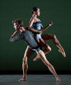 Misty Copeland ♥ www.thewonderfulworldofdance.com #ballet #dance