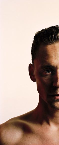 I pinned this because. Tom Hiddleston, what more could you possibly want?