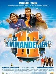 Les 11 commandements 2004 Dual Audio Eng Hindi Watch Online free movies online Starring ... Michaël Youn, Vincent Desagnat, Benjamin Morgaine, William Geslin, Tefa, Dieudonné