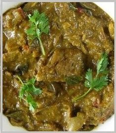Lamb Curry with delicate spices and fresh flavours. Adjust heat as per your preference and give this recipe a try today.Green Lamb Curry with delicate spices and fresh flavours. Adjust heat as per your preference and give this recipe a try today. Lamb Recipes, Veg Recipes, Spicy Recipes, Curry Recipes, Indian Food Recipes, Asian Recipes, Cooking Recipes, Indian Foods, Lamb Dishes