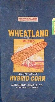 NK Wheatland Brand Extra Early Hybrid