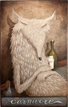 Mateo Dineen - Illustration - Monster