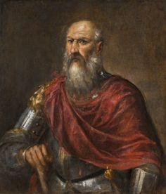 Tiziano Vecellio, called Titian PORTRAIT OF A VENETIAN ADMIRAL, POSSIBLY FRANCESCO DUODO