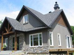 Résultats de recherche d'images pour « renovation exterieur maison avant et apres »