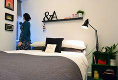 Inspiring budget-friendly apartment makeover