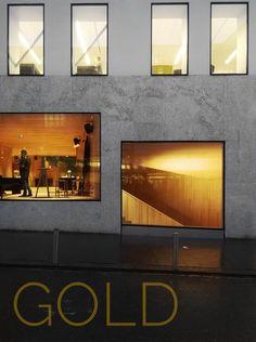 Color of The Week: gold by @detaljee #helsinkiuniversity