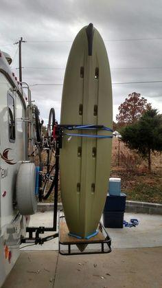 Vertical Kayak Racks For Rv 5th Wheel Kayak Stuff
